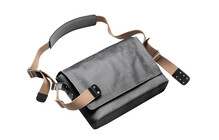 Brooks Messenger Bag Barbican, asphalt